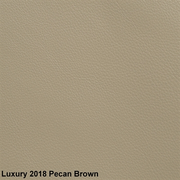 Luxury 2018 Leather Pecan Brown