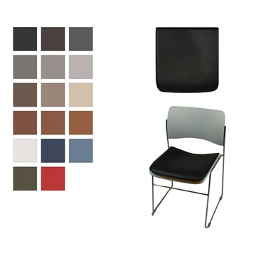 Lux Cushion for the 40-4 chair in Basic Select Leather