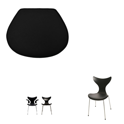Seat cushions for The Lily 3108/3208 chair by Arne Jacobsen
