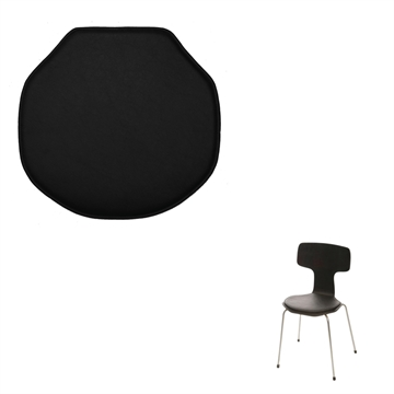 Lux T-Chair cushion in Basic Select Leather