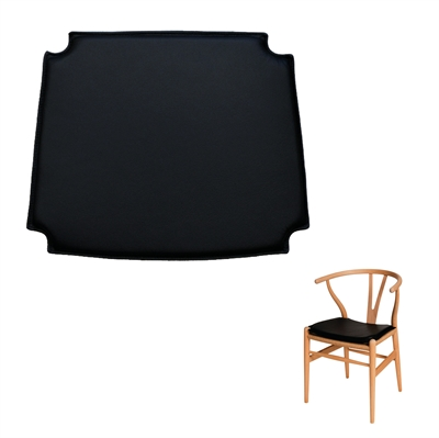 Seat cushions for the Wishbone chair CH 24 by Hans J.  Wegner