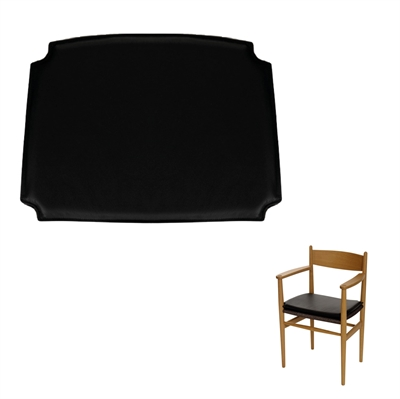 Seat cushions for the CH37 Chair by Hans J. Wegner