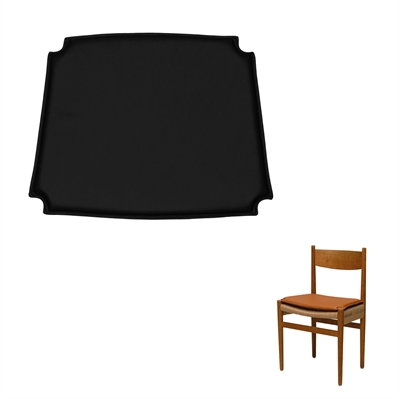 Seat cushions for the CH38 chair by Hans J. Wegner