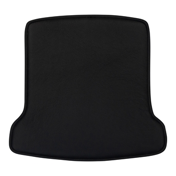 Non-reversible Standard seat cushion in Basis Select Leather for the Dr. No Armchair
