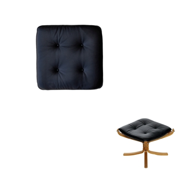 Cushion set for Falcon footstool in Basic Select Leather