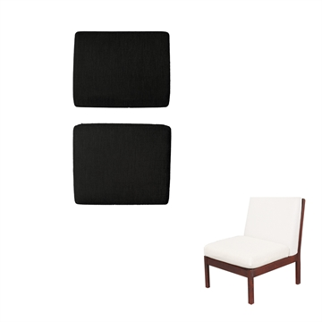 Cushion set in Basic selecet Leather for GE280 module Chair