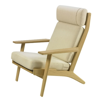 Cushion set for the GE 290A chair by Hans J. Wegner (High back)