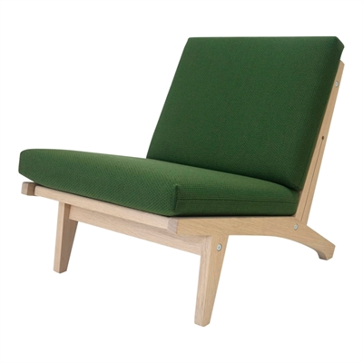 Cushions for the GE 370 chair by Hans J. Wegner from Getama