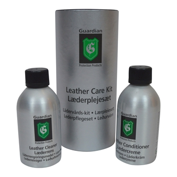 Guardian Leather Care Set