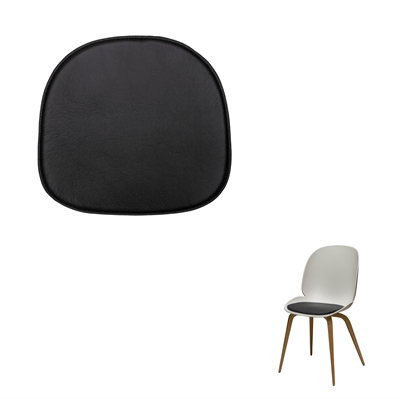 Cushion for Gubi Beetle by Gamfratesi