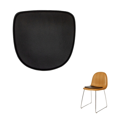 Cushion for The Gubi chair by Boris Berlin & Poul Christiansen