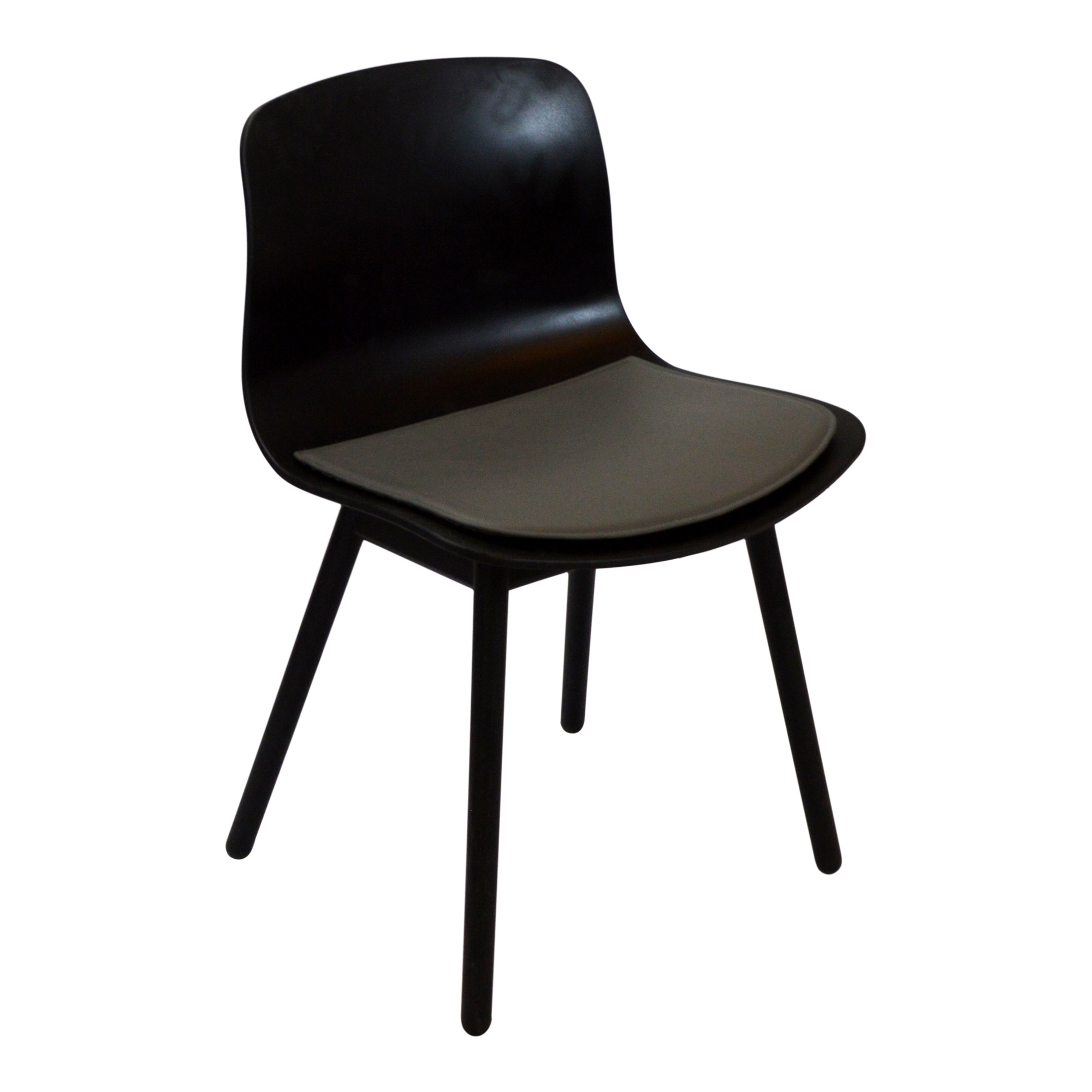 Lux AAC 12 Chair LUXURY cushion in Elmo Baltique Leather