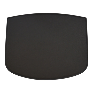 AAC 12 Chair BASIC cushion  in Basic Leather Black