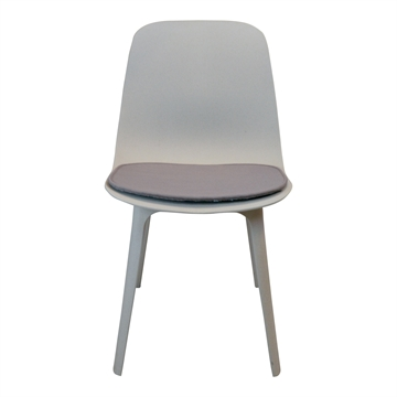 Standard Seat cushion in Melrose fabric for Ikea Odger chairs
