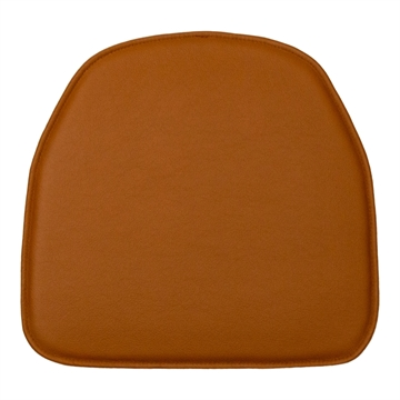 Standard seat cushion in Basic Select Leather for J41 FDB Chair