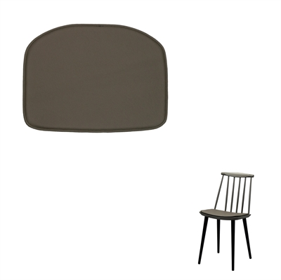 Seat Cushions for J77 HAY/FDB Chair by Folke Pálsson