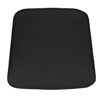 Standard Seat cushion in Basic Select Leather for Muuto fiber arm chair