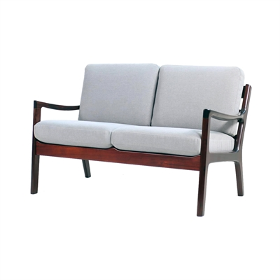 Cushion set for the Senator two-seat sofa by Ole Wanscher