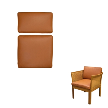 Cushion for module chair furniture in Leather Basic selecet