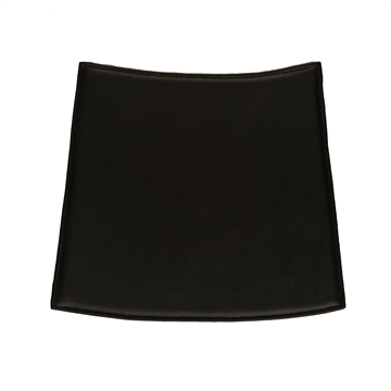 Standard seat cushion in Basic Select Leather for Rail Chairs by Thore Lassen & Søren Nielsen