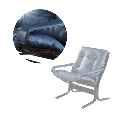 2 armrests for the Siesta Classic chair, by Ingmar Relling