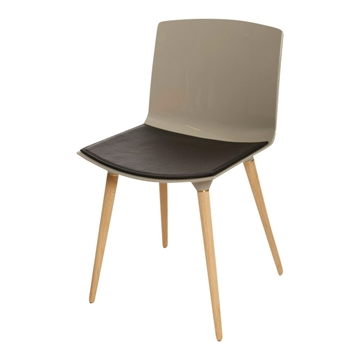 Luxury Seat cushion in Hallingdal fabricfor the TAC chair