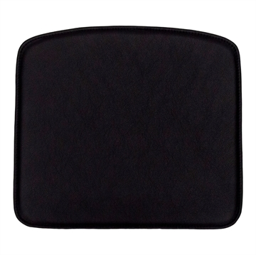 Standard seat cushion in Basic Select Leather for Vitra Sim chair by Jasper Morrison