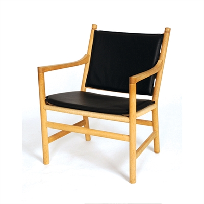 Cushion set for CH44 chair designed by Hans J. Wegner